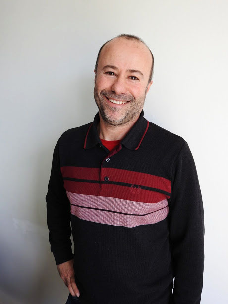 Shkelqim Agaraj : Logistic Manager