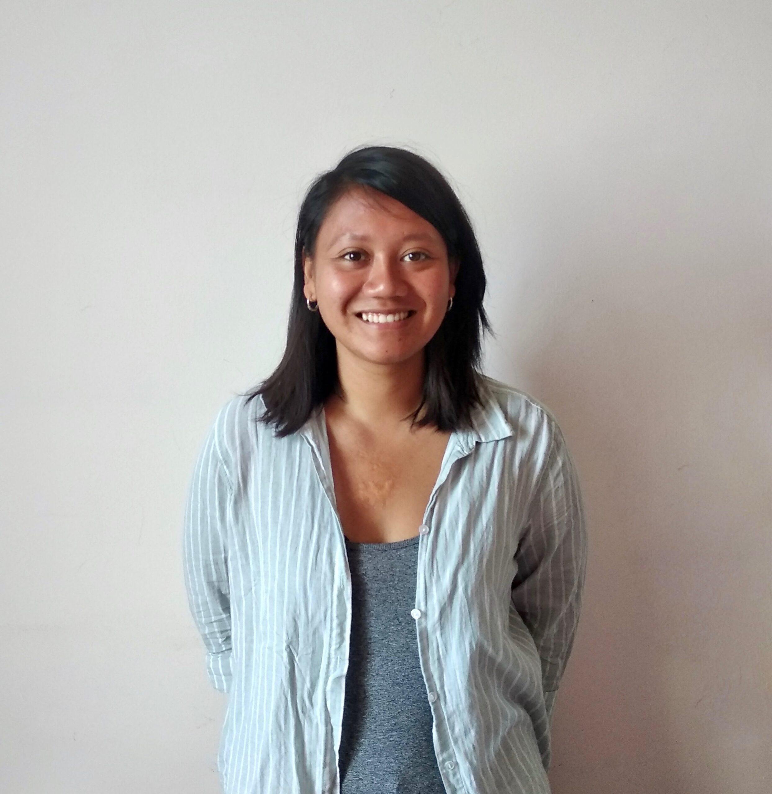 Laura Naw : EU Aid Volunteer